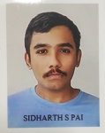 SIDHARTH S PAI