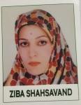 ZIBA SHAHSAVAND