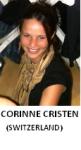 CORINNE CRISTEN