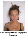 LISA-ASINJA MARINA ENGEGREN