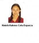 Kinich Kakmo Cota Esparza