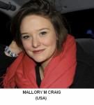 MALLORY M CRAIG