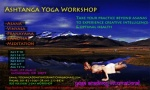 Yoga teacher Workshop