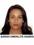 Sarah Emerlita Haines