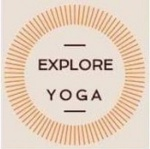 logo explore yoga india