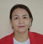 Bagdagul Aidarkulova