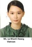 LE KHANH HOANG