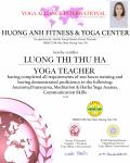 12. LUONG THI THU HA 200 hours Certificate