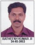 RATHEESH KUMAR R.